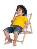Muchacho adorable del niño Fotografía de archivo libre de regalías