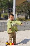 Muchacho asiático Fotografía de archivo