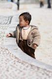 Muchacho asiático Foto de archivo