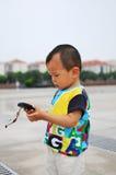 Muchacho asiático Fotografía de archivo libre de regalías