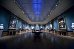 Muchacho azul de la biblioteca de Huntington Imagenes de archivo