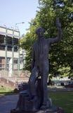 Muchacho de Coventry Foto de archivo libre de regalías