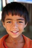 Muchacho de Nepal Fotos de archivo libres de regalías