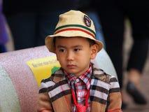 Muchacho de Vietnam Foto de archivo libre de regalías