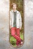 Muchacho del adolescente Fotografía de archivo libre de regalías