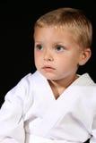 Muchacho del karate imagen de archivo