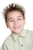 Muchacho feliz Foto de archivo libre de regalías