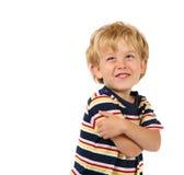 Muchacho feliz Imágenes de archivo libres de regalías