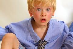 Muchacho joven Imagen de archivo libre de regalías