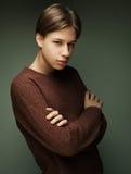 Muchacho joven casual Imagen de archivo