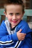 Muchacho joven hermoso Fotos de archivo libres de regalías