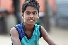 Muchacho joven indio Imágenes de archivo libres de regalías