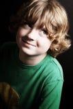 Muchacho joven lindo foto de archivo libre de regalías
