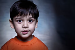Muchacho joven sano Imagen de archivo libre de regalías