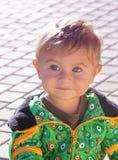 Muchacho lindo Foto de archivo libre de regalías