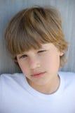 Muchacho lindo joven Imagen de archivo libre de regalías
