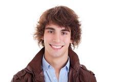 Muchacho lindo, sonriendo Imagen de archivo libre de regalías