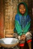 Muchacho malgache joven Fotografía de archivo libre de regalías