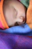 Muchacho recién nacido Imagen de archivo libre de regalías