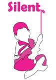 Muchacho rosado foto de archivo libre de regalías