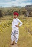 Muchacho rural Foto de archivo