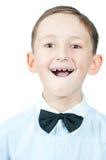 Muchacho sonriente Fotos de archivo libres de regalías