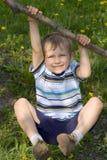 Muchacho sonriente Fotografía de archivo libre de regalías