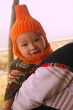 Muchacho tailandés étnico Fotos de archivo