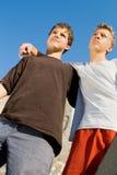 Muchachos adolescentes Foto de archivo libre de regalías
