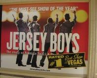 Muchachos de Jersey Imagenes de archivo