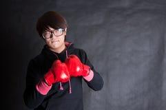 Muchachos del boxeo Fotografía de archivo libre de regalías