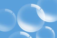 Muchas burbujas Fotografía de archivo libre de regalías
