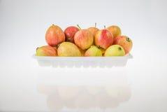 Muchas manzanas imágenes de archivo libres de regalías