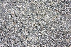 Muchas pequeñas piedras Imagen de archivo libre de regalías