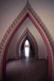 Muchas puertas foto de archivo