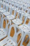 Muchas sillas Imagenes de archivo