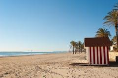Muchavista beach Royalty Free Stock Images