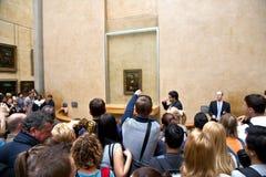 Muchedumbre en la lumbrera Imágenes de archivo libres de regalías