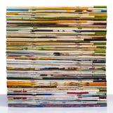 Mucho diario de la espina dorsal Fotografía de archivo libre de regalías