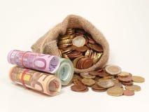 Mucho dinero Fotos de archivo