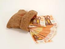 Mucho dinero Imagen de archivo libre de regalías