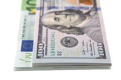 Mucho dinero Imagen de archivo