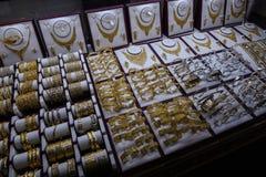 Mucho oro Fotografía de archivo