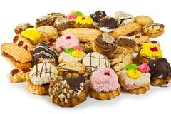Mucho torta dulce Fotos de archivo