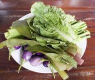 Mucho verdura Fotos de archivo
