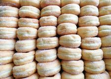 Muchos anillos de espuma se ponen juntos, Imagen de archivo