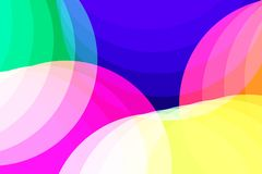Muchos colores Tone Abstract Background y textura Libre Illustration