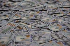 Muchos dólares foto de archivo libre de regalías