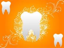 Muchos dientes Fotografía de archivo libre de regalías