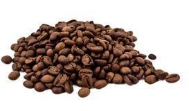 Muchos granos de café Imágenes de archivo libres de regalías